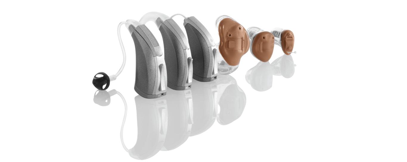 Слуховые аппараты <span>Starkey Hearing Technologies</span>