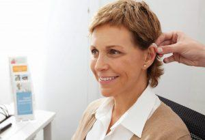 качественный слуховой аппара