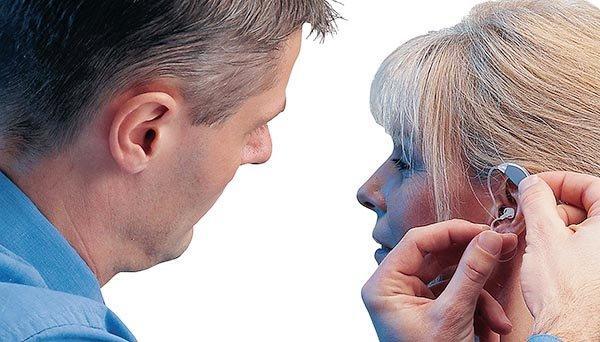 Подбор и настройка слуховых аппаратов на дому