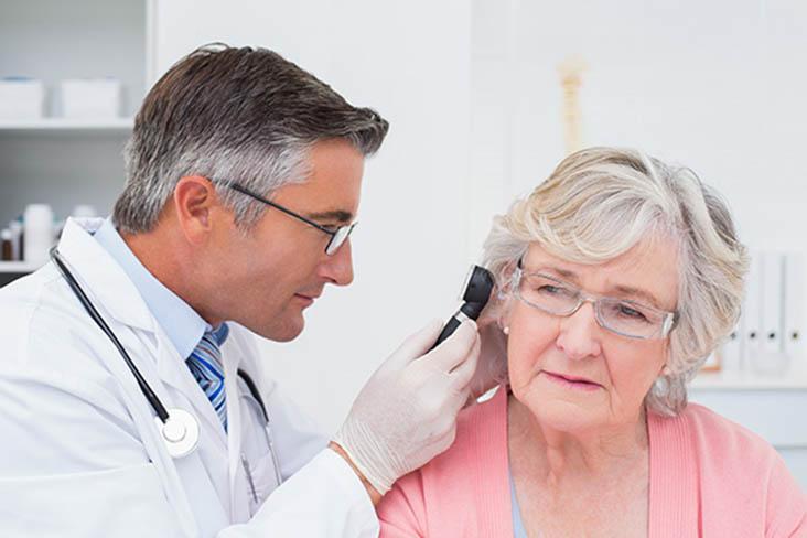 Резкое падение слуха - своевременное лечение увеличит шансы на выздоровление