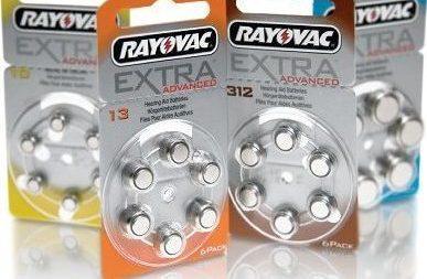 батарейки для слуховых апаратов купить