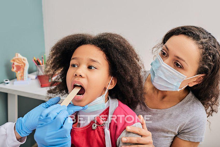 лечение горла в беттертон фото